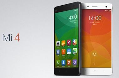 Smartphone Mi4